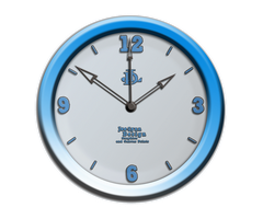 Joe-Lynn Design Animated Clock by Joe-Lynn-Design