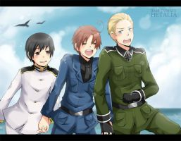 APH : our days by Suikka