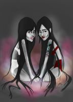 The Veronicas by lolaovell