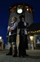 Pandora Hearts: Clock Tower by PockyTheif