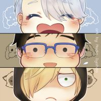 Preview YOI Merch by NadiaSyahda