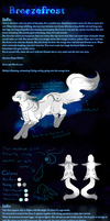 Breezefrost reference sheet by Breezefrost