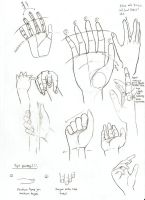 Tutorial - Hand and Fingers by apengmara