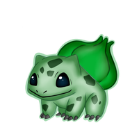 Bulbasaur by ChrissyAi