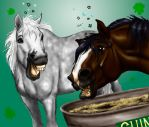 Happy St. Patrick's Day -hic- by WSTopDeck