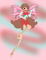 Winx OC: Cyd Enchantix by fluttershy1018