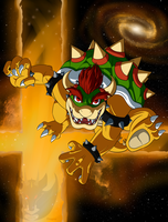SSB4 - Bowser by KumoriDragon