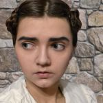 Arya Stark Costest by noaxaon