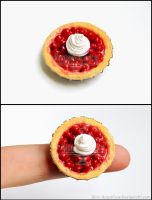 Miniature Strawberry Pie by Bon-AppetEats