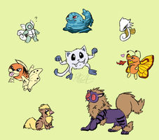 PokeFusions by rascal4488
