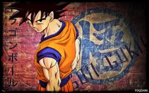 Dedicated warrior, Son Goku! by fogdark