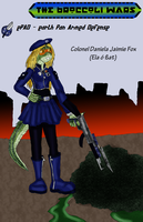 Broccoli Wars 01 by DanielaLaverne