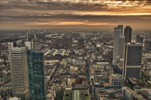 Frankfurt am Main by rayxearl