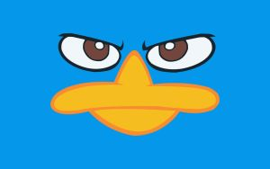 Wallpaper Perry by Isfe