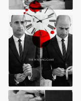 Mark Strong: The Waiting Game by SmashedWindow