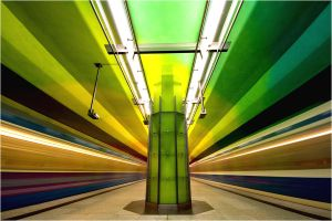 Subway IV by Dr007