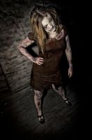 Silent Hill Zombie Girl by phoelixde