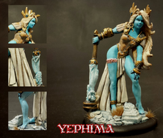 Mini A Week 46: Yephima by greylond