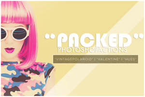 PACKED 10 Photoshop Actions by ShekFilters