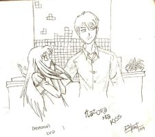 itazura na kiss by 00matekmrz00