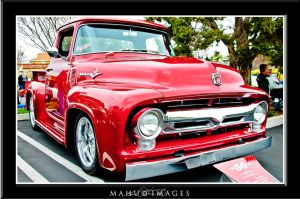 56 Ford F100 by mahu54