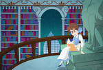 Belle and Chip by Synchro-Centaur