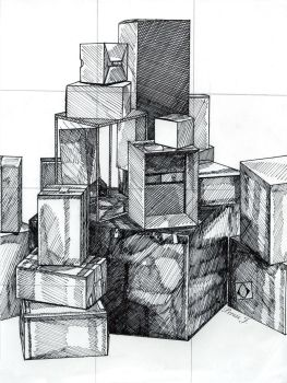 Boxes by PDJ004