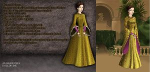 Marguerite of France, Queen of England 1299-1307 by TFfan234