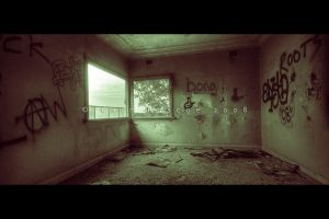 Abandoned Room by CainPascoe