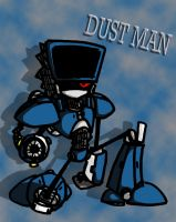 Dustman 2 - colored by robert-boral