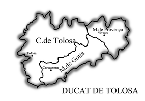 Duchy of Toulouse by kasumigenx