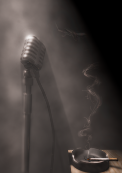 microphone, updated. by Wreky