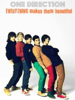 beautiful One Direction by inlove1D