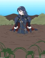 Lucina Sinks in Quicksand by AnonymousQuote