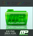 MusclePharm Colorflow icon by tRiBaLmArKiNgS