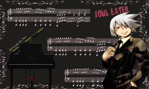 Soul Eater Papermoon by StrawhatNicoRobin