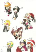 MERRY CHRISTMAS by Dirl