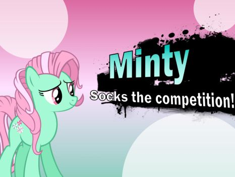 Minty for Smash by 4-Chap
