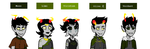 [CLOSED]Yellowgreen Talksprite Adopts by timeblitz