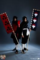 Cosplay Izuna Madara Uchiha358 by NakagoinKuto