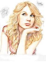 Taylor Swift Color by askine