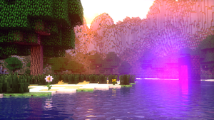 God Rays and Water Preset W.I.P by KingFromHatena