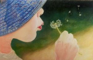 The simple things in life - soft pastel by Giselle-M