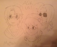 Ask The Canadas Questions! by Ask-the-Canadas