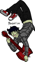 Marshall LEE by Jasperideon
