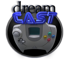 Dreamcast Icon - PNG+XCF by Anarkhya
