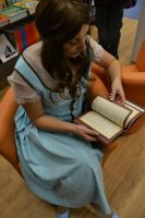 Belle ~ Once Upon a Time by Gwenwhyvar