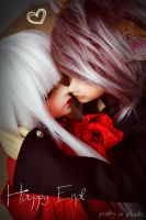 Red Riding Hood and the Wolf - 05 by prettyinplastic