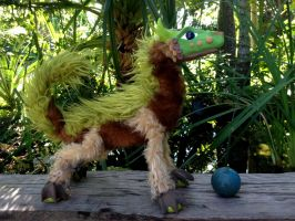 Ryrolin  Poseable creature  SOLD by SonsationalCreations