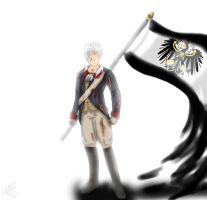 prussia's flag by Tip-the-cat